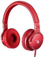 Наушники с микрофоном A4Tech Bloody M510 Red фото