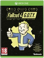 Игра для Xbox One Bethesda Fallout 4. Game of the Year Edition