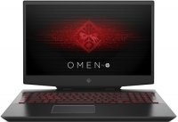 "Игровой ноутбук HP Omen 17-AN031UR (Intel Core I5-7300HQ 2500Mhz/17.3""/1920x1080/12Gb/1Tb/DVD±RW/nVidia GeForce GTX 1050/Wi-Fi/Bluetooth/Win10)"
