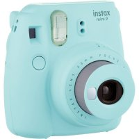 Фотоаппарат моментальной печати Fujifilm Instax Mini 9 Ice Blue