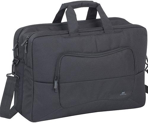 Купить Сумка для ноутбука RIVACASE, 8455 Black