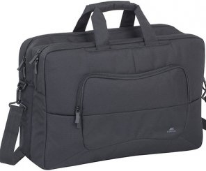 246d1e476265 Купить сумку для ноутбука RIVACASE 8455 Black по выгодной цене в интернет-магазине  ЭЛЬДОРАДО с доставкой в Москве и регионах России