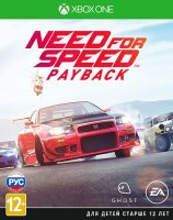 Игра для Xbox One EA Need for Speed Payback