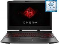 "Игровой ноутбук HP Omen X 17-ap004ur (Intel Core I7-7820HK 2900Mhz/17.3""/1920x1080/32Gb/1Tb/nVidia GeForce GTX 1080/Wi-Fi/Bluetooth/Win10)"