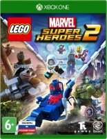 Игра для Xbox One WB Lego Marvel Heroes 2