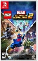 WB LEGO MARVEL HEROES 2