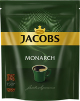 Кофе растворимый Jacobs Monarch, 150 гр (4251903)