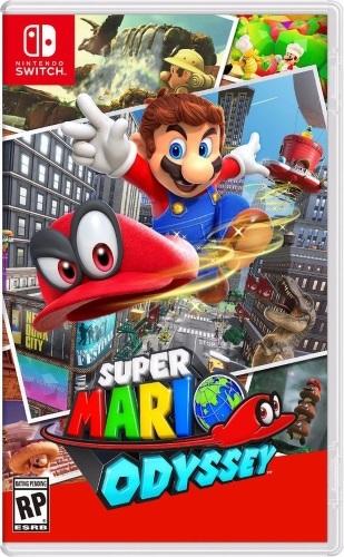 Купить Игра для Nintendo Switch Nintendo, Super Mario Odyssey