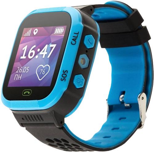 Купить Умные часы Кнопка Жизни, Aimoto Start, синий (9900102)