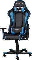 Игровое кресло DXRacer Formula, черный/синий (OH/FE08/NB)