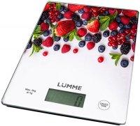 Кухонные весы Lumme LU-1340 Wild Berry