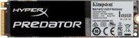 Твердотельный диск Kingston SSDNow HyperX Predator 480GB, M.2 2280, PCI-E (SHPM2280P2/480G)