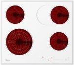 Электрическая варочная панель Midea MCH64767FW