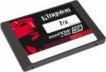 "Твердотельный диск Kingston SSDNow KC400 1TB, 2.5"", SATA (SKC400S37/1T)"