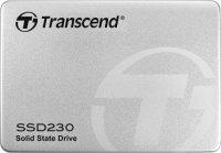 """Твердотельный диск Transcend 230S 128GB, 2.5"""", SATA (TS128GSSD230S)"""