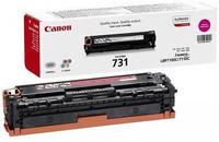 Купить Тонер-картридж Canon, 731 Magenta для i-Sensys (6270B002)