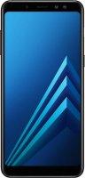 Смартфон Samsung Galaxy A8 2018 Black (SM-A530FZKDSER)