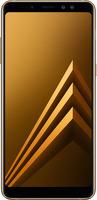 Смартфон SAMSUNG GALAXY A8+ 2018 GOLD (SM-A730FZDDSER)