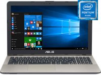 "Ноутбук ASUS VivoBook Max X541NC-DM114T (Intel Pentium N4200 1.1GHz/15.6""/1920х1080/4GB/500GB HDD/nVidia GeForce 810M/DVD нет/Wi-Fi/Bluetooth/Win10 Home x64)"