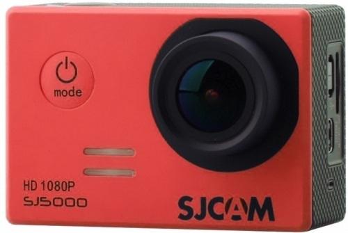 Купить Экшн-камера SJCAM, SJ5000 Red