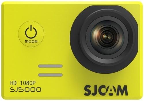 Купить Экшн-камера SJCAM, SJ5000 Yellow