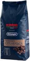 Кофе в зернах DeLonghi Espresso 100% Arabica, 1 кг