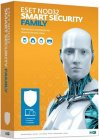 Антивирус ESET NOD32 Smart Security Family 3ПК/1Г