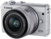 Системный фотоаппарат Canon EOS M100 Kit EF-M 15-45 IS STM White