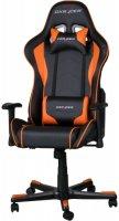 Игровое кресло DXRacer Formula OH/FE08/NO черный/оранжевый