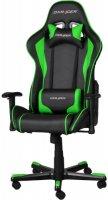 Игровое кресло DXRacer Formula OH/FE08/NE черный/зеленый