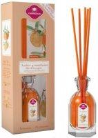 Арома-диффузор для жилых помещений Cristalinas Mikado с ароматом цветущего апельсина и мандарина, 180 мл (10011000)