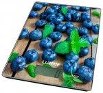 Кухонные весы Lumme LU-1340 Blueberry