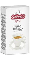 Кофе молотый Carraro Arabica, 250 г, цвет