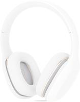 наушники xiaomi mi headphone comfort white проводные накладные с микрофоном белый 20 гц 40 кгц 107 дб двухстороннее mini jack 3 5 мм Наушники с микрофоном Xiaomi Mi Comfort White (ZBW4353TY)