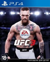 Игра для PS4 EA UFC 3