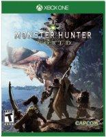 Игра для Xbox One Capcom Monster Hunter: World