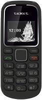 Мобильный телефон teXet TM-121 Black