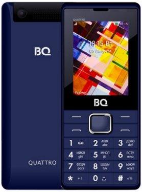 BQ 2412 Quattro Dark Blue – купить мобильный телефон bq 2412 Quattro Dark  Blue, выгодная цена на мобильные телефоны БИКЬЮ – интернет-магазин  ЭЛЬДОРАДО в ... 11d23fd6b7f