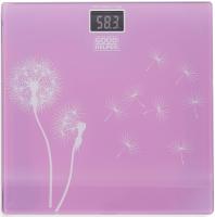 Напольные весы Goodhelper BS-S40, розовый фото