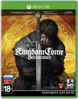 Игра для Xbox One Deep Silver Kingdom Come: Deliverance. Steelbook Edition