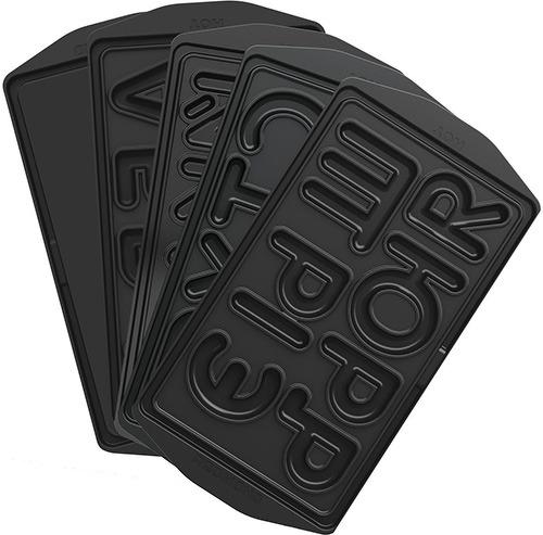 Купить Комплект съемных панелей для мультипекаря Redmond, RAMB-25 (Русский алфавит)
