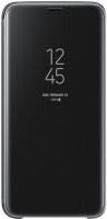 Чехол Samsung(Clear View Standing Cover для Samsung Galaxy S9 Black (EF-ZG960CBEGRU))