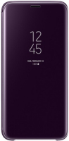 Чехол Samsung(Clear View Standing Cover для Samsung Galaxy S9 Orchid Gray (EF-ZG960CVEGRU))