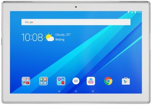 Купить Планшет Lenovo, Tab 4 TB-X304L 10.1 32Gb White (ZA2K0123RU)