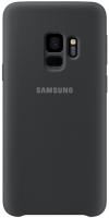 Чехол Samsung Silicone Cover для Samsung Galaxy S9 Black (EF-PG960TBEGRU) фото