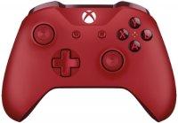 Беспроводной Геймпад Microsoft Xbox One WL3-00028 Red