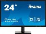 Монитор Iiyama X2474HV-B1
