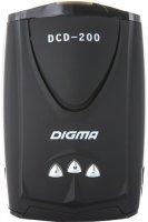 Автомобильный радар-детектор Digma DCD-200