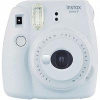 Фотоаппарат моментальной печати Fujifilm Instax Mini 9 Smokey White Set