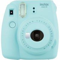 Фотоаппарат моментальной печати Fujifilm Instax Mini 9 Ice Blue Set